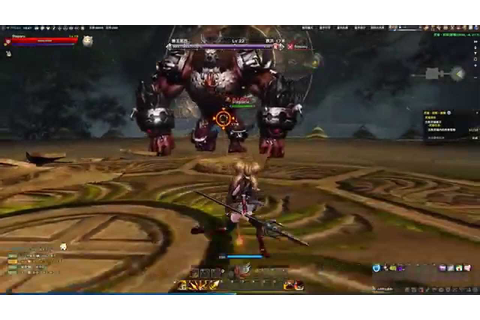Revelation Online Open Beta Paladin Solo Dungeon Gameplay ...