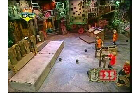 The Temple Games | Legends of the Hidden Temple Wiki ...