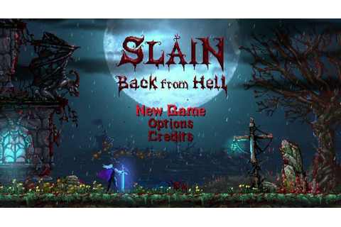 Slain: Back From Hell Out Now On Nintendo Switch ...
