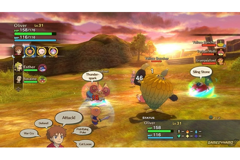 Review: Ni No Kuni (PS3) – The Videogame Backlog