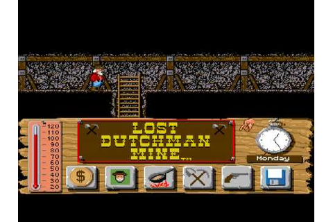 Lost Dutchman Mine (amiga) longplay 1/4 - YouTube