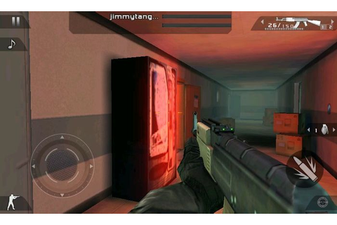 Modern Combat 2: Black Pegasus on Qwant Games