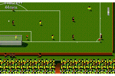 Sensible World Of Soccer 96/97 Game - Free Download Full ...