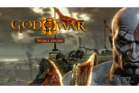Download Game GOD OF WAR 3 Full For PC - PC GAMES ...