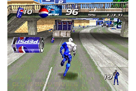 Pepsiman Free Download