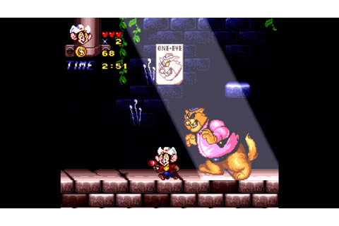 An American Tail: Fievel Goes West ... (SNES) 60fps - YouTube