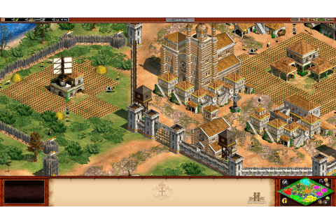Age of Empires II : The Forgotten – Game Side Story