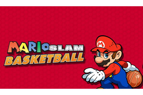[Europe] Mario Slam Basketball (NDS) - Wii U Virtual ...