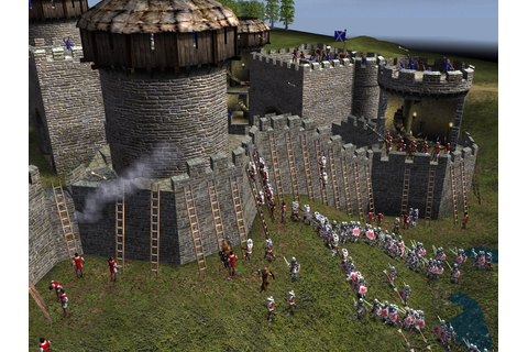 Stronghold 1 PC Game Highly Compressed Free Download ...