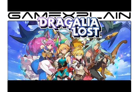 Dragalia Lost - 1 Hour of Gameplay (Launch Day Livestream ...