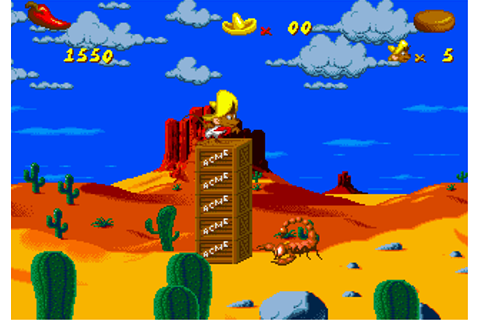 Cheese Cat-Astrophe Starring Speedy Gonzales (Europe) ROM