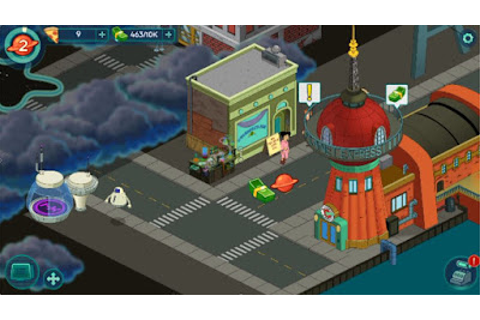 ANDROID AND IOS GAMES FOR YOU: Futurama: Worlds of ...