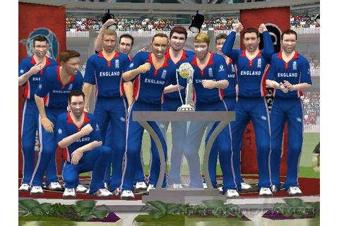 Brian Lara International Cricket 2005 Free Download ...