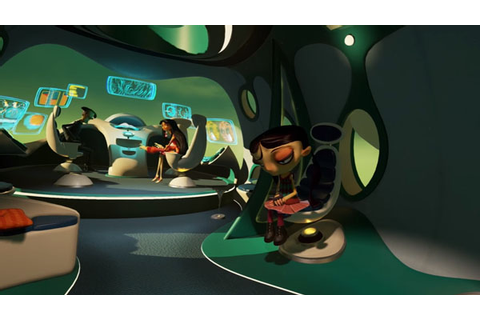 Psychonauts in the Rhombus of Ruin first gameplay, details ...