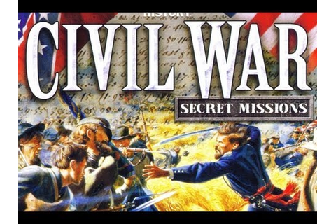 CGRundertow HISTORY CIVIL WAR: SECRET MISSIONS for Xbox ...