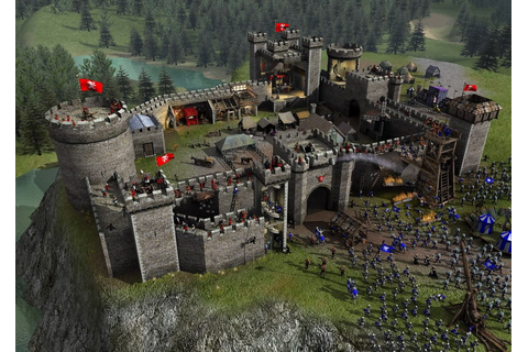 DOWNLOAD GAME STRONGHOLD CRUSADER FREE