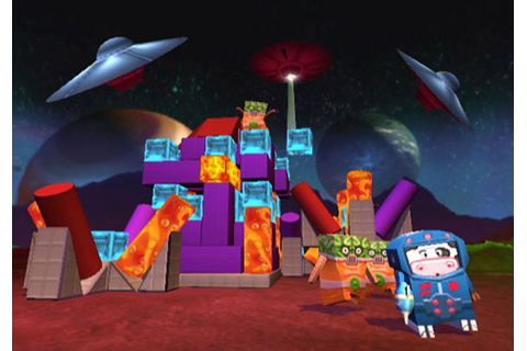 Boom Blox Smash Party review Wii