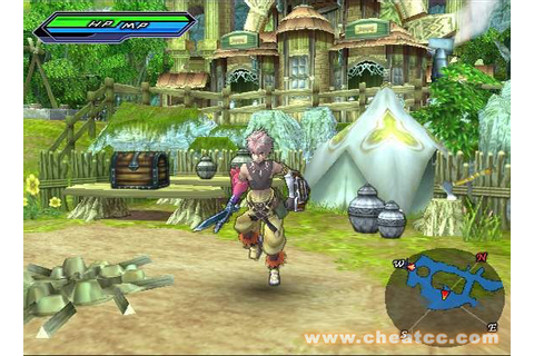 Shining Force EXA Review / Preview for PlayStation 2 (PS2)
