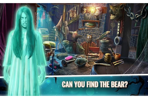 Haunted House Secrets Hidden Objects Mystery Game ...