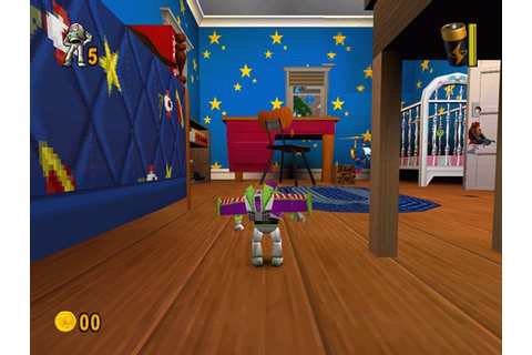 Toy Story 2 Game - Hellopcgames