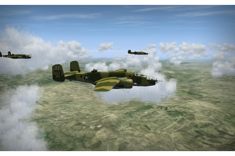 Warbirds-World War II Combat Aviation – Aperçu - Game-Guide