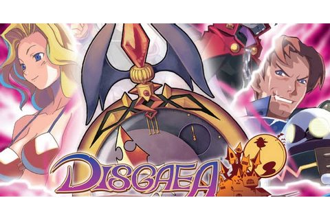 [PSP] Disgaea Infinite ~ Hiero's ISO Games Collection