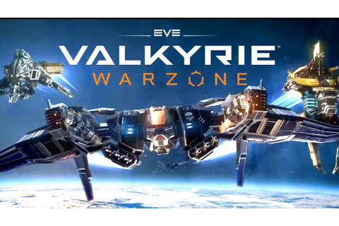 EPIC VR Space Ship DESTRUCTION! - EVE: Valkyrie Warzone VR ...