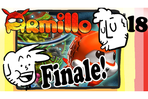 Armillo - FINALE - MEGA Armillo Saves the Day - YouTube