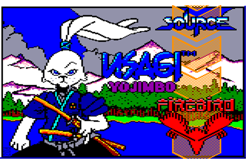 Samurai Warrior: The Battles of.... Usagi Yojimbo ...
