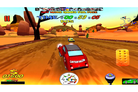 Cartoon Racing Games Pc | cartoon.ankaperla.com