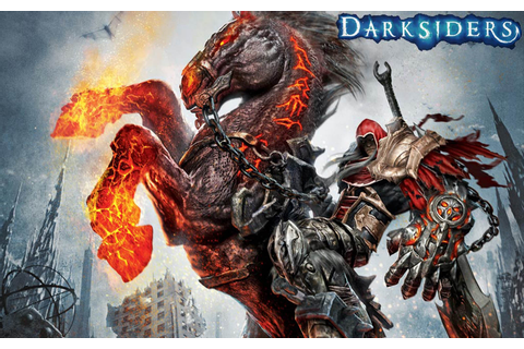 wallpaper: Darksiders Game Wallpapers
