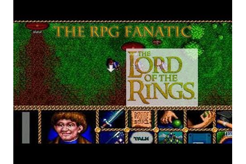 The RPG Fanatic: J.R.R. Tolkien's The Lord of the Rings ...