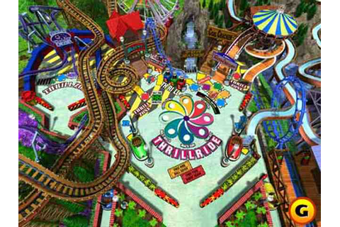 Free Download PC Games: 3D Ultra Pinball Thrillride