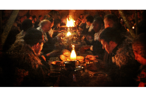 Game of Thrones Winterfell Banquet - Blogs de cuisine