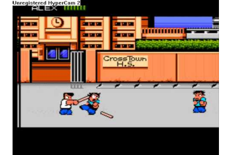 Retro Game Invasion - Street Gangs - YouTube