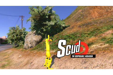 Scud: The Disposable Assassin [Add-On Ped] - GTA5-Mods.com