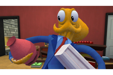 Octodad: Dadliest Catch is Coming to Wii U - IGN