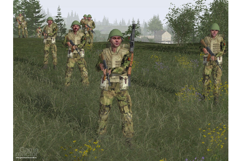 Bilder på ArmA: Armed Assault 4/35