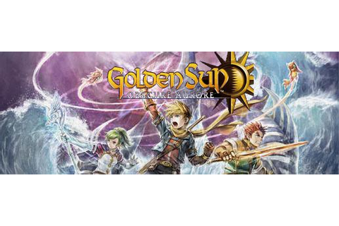 Test de Golden Sun : Obscure Aurore (DS) - Grab your Stick