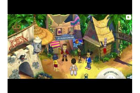 Introducing VMK - Disney's Virtual Magic Kingdom MMO - YouTube