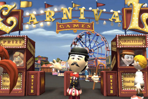 Best-selling Wii title Carnival Games is making the leap ...