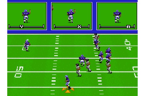 Neko Random: John Madden Football (SNES) Review