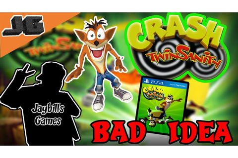 A Crash Twinsanity Remake Is a BAD Idea - Jaybills Games ...