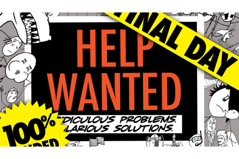 Help Wanted by Baca Forrest Games — Kickstarter