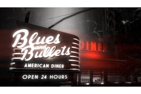 The MAG0CA video game blog: Blues and Bullets