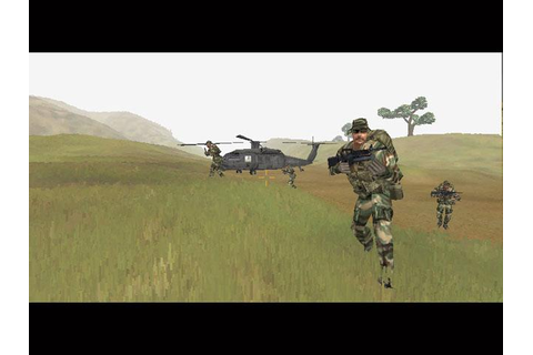 Demos: PC: Delta Force - Land Warrior | MegaGames
