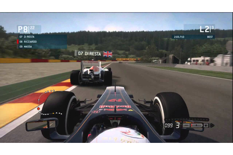 F1 2014 Game Discussion with Tiametmarduk! - YouTube
