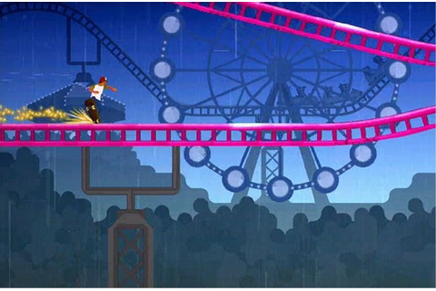 OlliOlli 2 : Welcome to Olliwood - Game Side Story