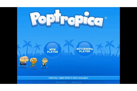 Poptropica App Preview - YouTube