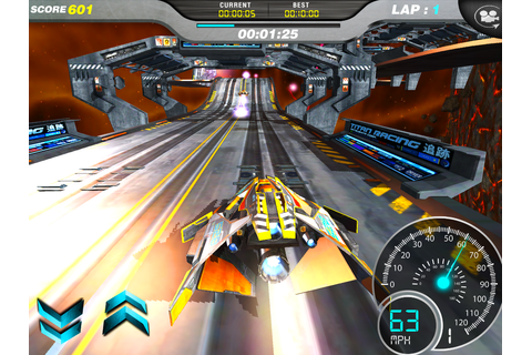 Alpha Tech Titan Space Racing - Android Apps on Google Play